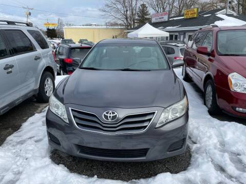2011 Toyota Camry for sale at Certified Motors in Bear DE
