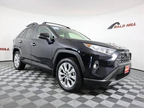 2019 Toyota RAV4 for sale at Bald Hill Kia in Warwick RI