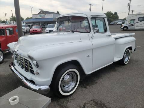 1957 Chevrolet 3100 for sale at Artistic Auto Group, LLC in Kennewick WA