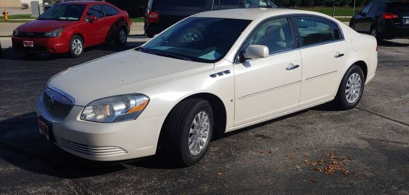 2008 Buick Lucerne for sale at PEKARSKE AUTOMOTIVE INC in Two Rivers WI