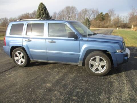 2007 Jeep Patriot for sale at Crossroads Used Cars Inc. in Tremont IL