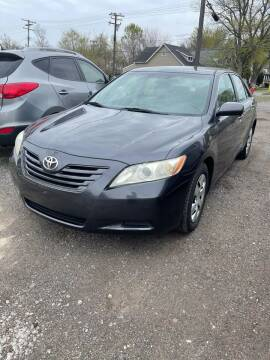 2007 Toyota Camry for sale at Simon's Auto Sales in Detroit MI