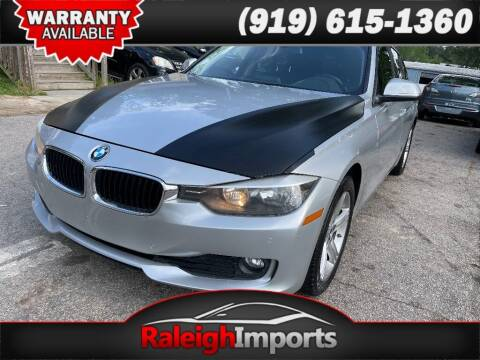 2014 BMW 3 Series for sale at Raleigh Imports in Raleigh NC
