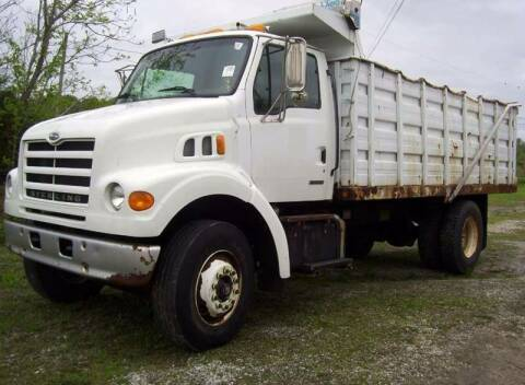 2001 Sterling L7500 Series