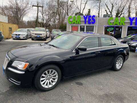 2014 Chrysler 300 for sale at Car Yes Auto Sales in Baltimore MD