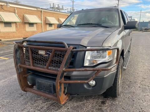 2011 Ford Expedition for sale at Quality Auto Sales And Service Inc in Westchester IL
