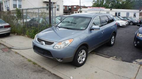2007 Hyundai Veracruz for sale at GM Automotive Group in Philadelphia PA