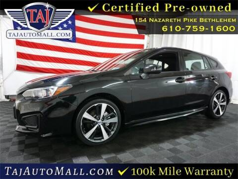 2017 Subaru Impreza for sale at Taj Auto Mall in Bethlehem PA