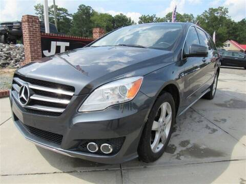 2011 Mercedes-Benz R-Class for sale at J T Auto Group in Sanford NC