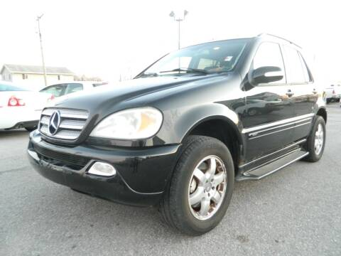 2003 Mercedes-Benz M-Class for sale at Auto House Of Fort Wayne in Fort Wayne IN