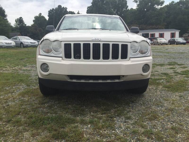 2007 Jeep Grand Cherokee for sale at Speed Auto Mall in Greensboro NC