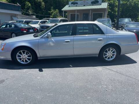 2011 Cadillac DTS for sale at Luxury Auto Innovations in Flowery Branch GA