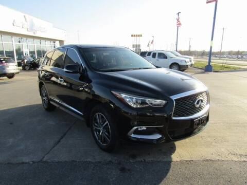2016 Infiniti QX60 for sale at Show Me Auto Mall in Harrisonville MO