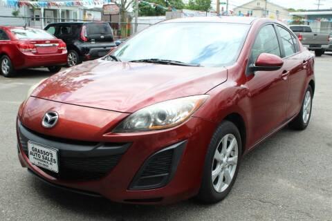 2011 Mazda MAZDA3 for sale at Grasso's Auto Sales in Providence RI