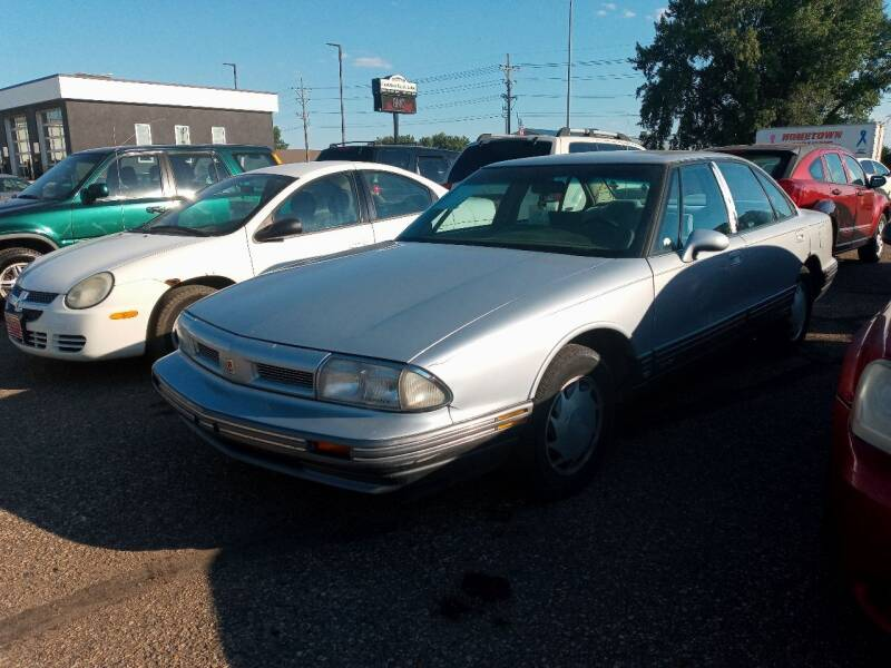 1992 Oldsmobile Eighty-Eight Royale for sale at L & J Motors in Mandan ND