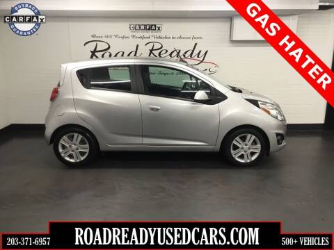 2014 Chevrolet Spark for sale at Road Ready Used Cars in Ansonia CT