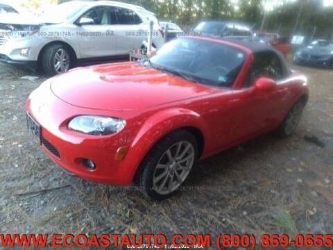 2006 Mazda MX-5 Miata for sale at East Coast Auto Source Inc. in Bedford VA