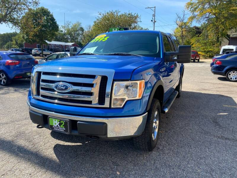 2011 Ford F-150 for sale at BK2 Auto Sales in Beloit WI