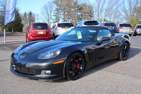 2012 Chevrolet Corvette for sale at GEG Automotive in Gilbertsville PA