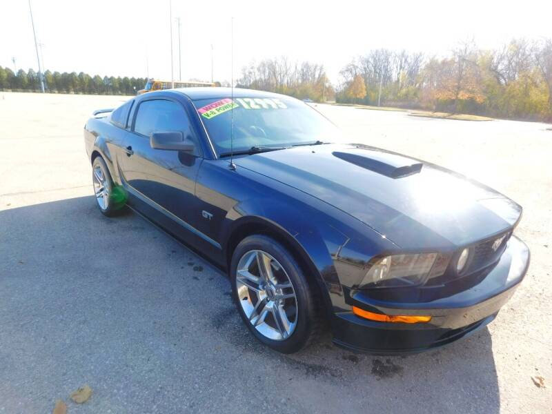 2008 Ford Mustang for sale at Lot 31 Auto Sales in Kenosha WI