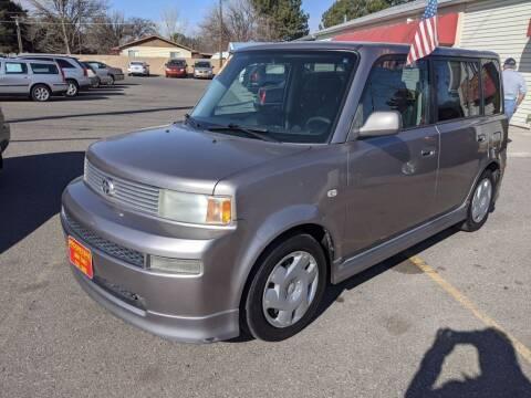 2005 Scion xB for sale at Progressive Auto Sales in Twin Falls ID