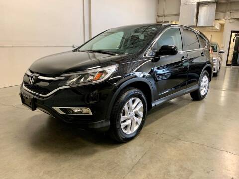 2015 Honda CR-V for sale at TOWNE AND COUNTRY MOTORS in Woodinville WA
