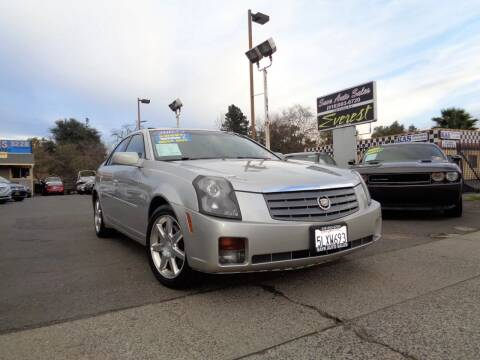 2005 Cadillac CTS for sale at Save Auto Sales in Sacramento CA