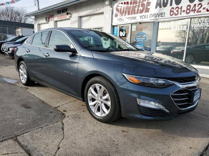 2019 Chevrolet Malibu for sale at Sunrise Auto Outlet in Amityville NY