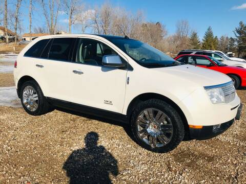 2008 Lincoln MKX for sale at MINNESOTA CAR SALES in Starbuck MN