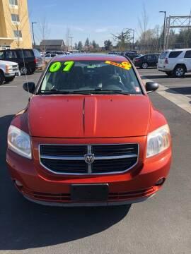 2007 Dodge Caliber for sale at ALHAMADANI AUTO SALES in Spanaway WA