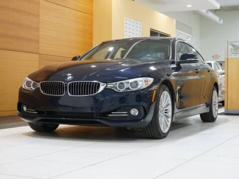 2015 BMW 4 Series for sale at Porsche North Olmsted in North Olmsted OH
