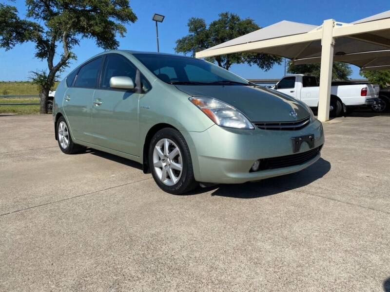 2008 Toyota Prius for sale at Thornhill Motor Company in Hudson Oaks, TX