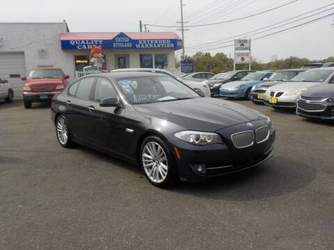 2011 BMW 5 Series for sale at United Auto Land in Woodbury NJ