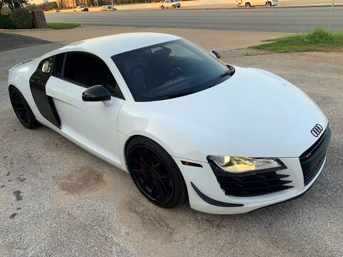 2009 Audi R8 for sale at Austin Direct Auto Sales in Austin TX