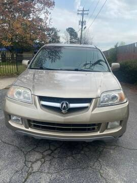 2005 Acura MDX for sale at Affordable Dream Cars in Lake City GA