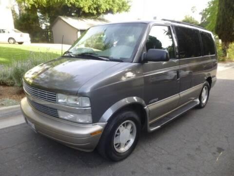 2001 Chevrolet Astro for sale at Altadena Auto Center in Altadena CA