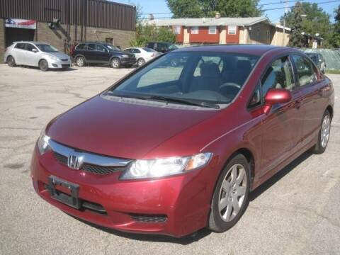 2009 Honda Civic for sale at ELITE AUTOMOTIVE in Euclid OH