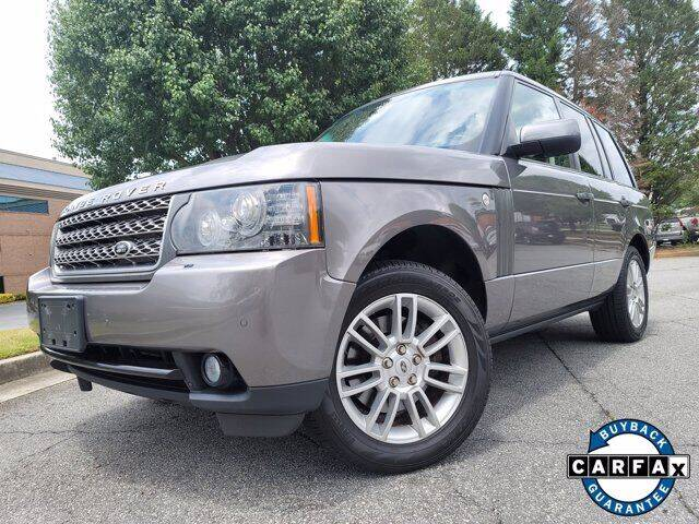 2010 Land Rover Range Rover for sale in Duluth, GA