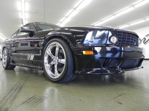 2007 Ford Mustang for sale at 121 Motorsports in Mt. Zion IL