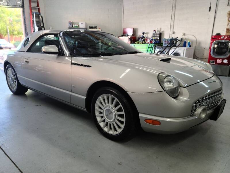 2004 Ford Thunderbird for sale at Arizona Auto Resource in Tempe AZ