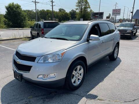 2010 Chevrolet Traverse for sale at Auto Choice in Belton MO