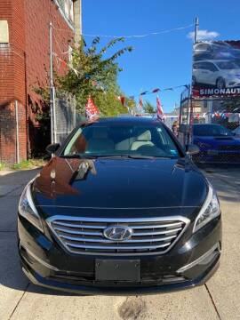 2015 Hyundai Sonata for sale at Simon Auto Group in Newark NJ
