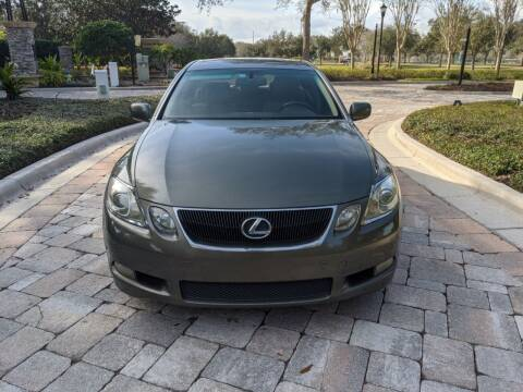 2006 Lexus GS 300 for sale at M&M and Sons Auto Sales in Lutz FL