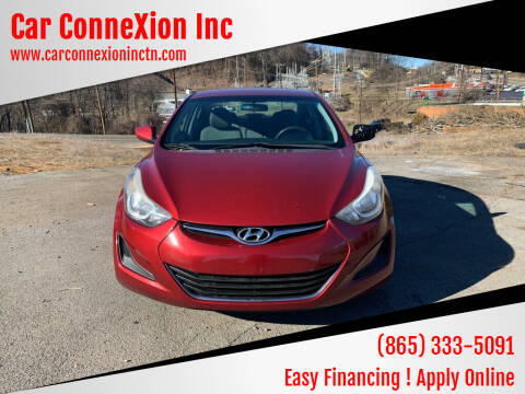 2014 Hyundai Elantra for sale at Car ConneXion Inc in Knoxville TN
