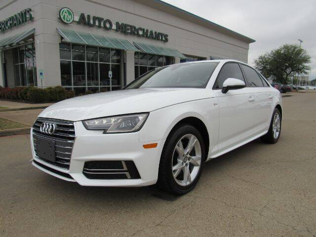 2018 Audi A4 for sale in Plano, TX
