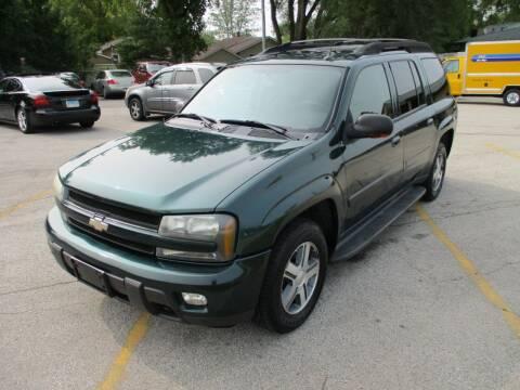 2005 Chevrolet TrailBlazer EXT for sale at RJ Motors in Plano IL