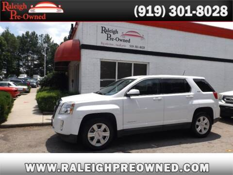 2015 GMC Terrain for sale at Raleigh Pre-Owned in Raleigh NC