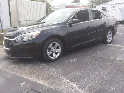 2015 Chevrolet Malibu for sale at Low Price Auto Sales LLC in Palm Harbor FL