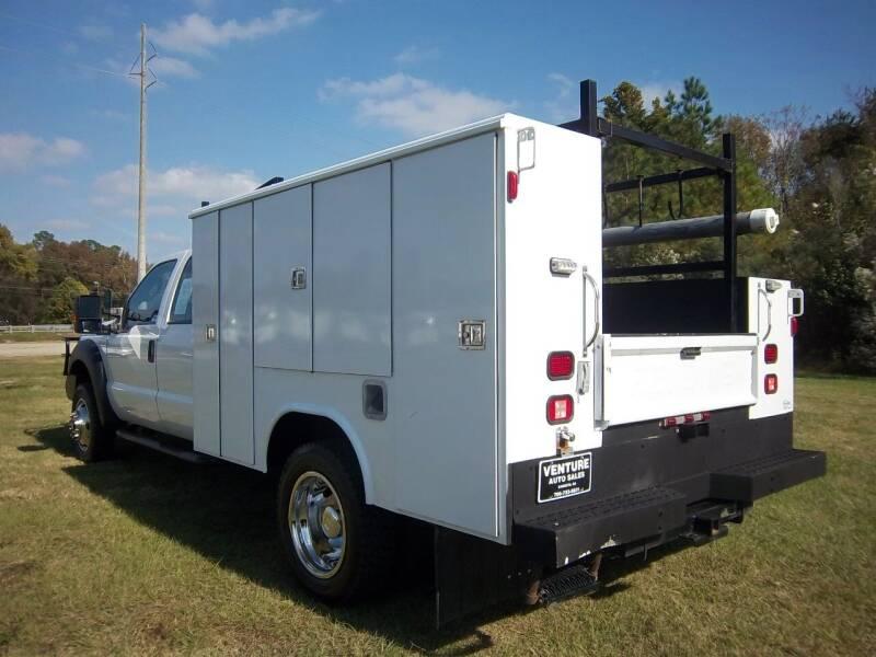 2014 Ford F450 4x4 Crew Cab Service Trk 4dr - Augusta GA
