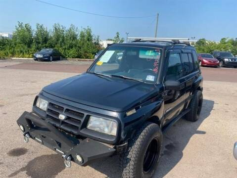 1998 Chevrolet Tracker for sale at Jeffrey's Auto World Llc in Rockledge PA